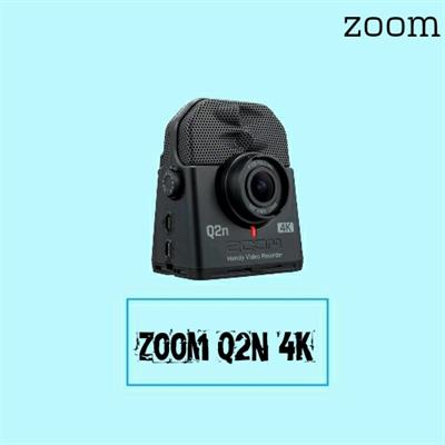 ریکوردر زوم Zoom Q2n-4K Handy Video Recorder